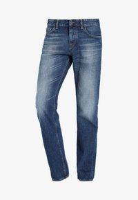 BOSS CASUAL - Straight leg jeans - medium blue - 4