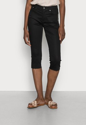 Jeans Slim Fit - black stretched