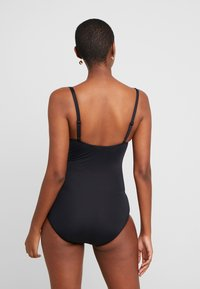 LASCANA - SWIMSUIT - Badpak - black - 2