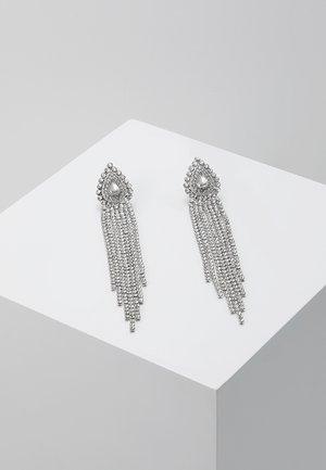 ONLELLA EARRINGS - Náušnice - silver-coloured