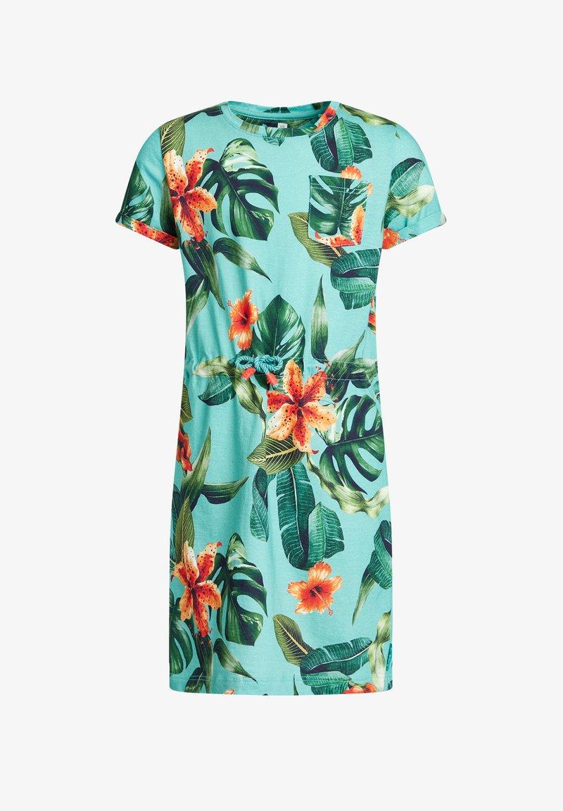 WE Fashion - Vestido ligero - turquoise