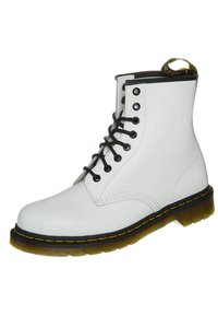 Dr. Martens - SMOOTH 59 LAST - Lace-up ankle boots - white - 6