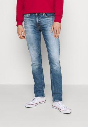Straight leg jeans - denim medium