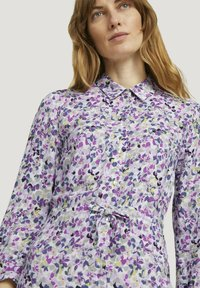 TOM TAILOR - Robe chemise - lilac - 3
