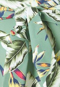 Esprit - PANAMA BEACH HIGH BRIEF - Bikini bottoms - light khaki - 6