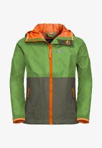 Jack Wolfskin - RAINY DAYS - Waterproof jacket - green jade - 0