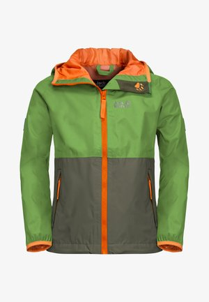 RAINY DAYS - Waterproof jacket - green jade