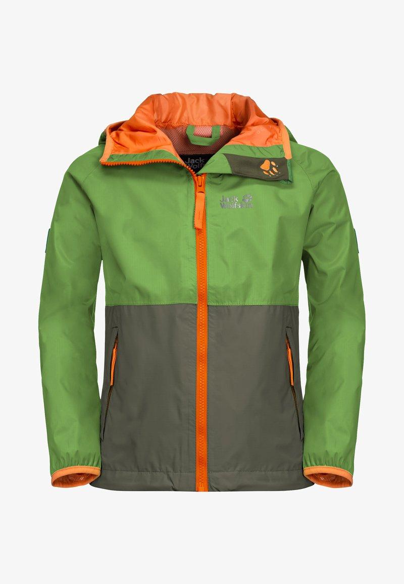 Jack Wolfskin - RAINY DAYS - Waterproof jacket - green jade