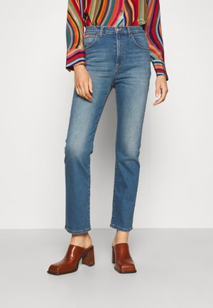 COTHERSTONE - Straight leg jeans - mid wash