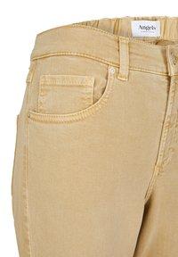 Angels - TAMA - Straight leg jeans - sand - 6