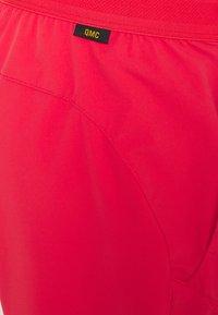 Jack Wolfskin - HILLTOP TRAIL SHORTS  - kurze Sporthose - tulip red - 2