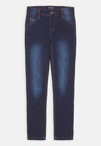 Blue Seven - TEENS BASIC SLIM - Džíny Slim Fit - blau - 0
