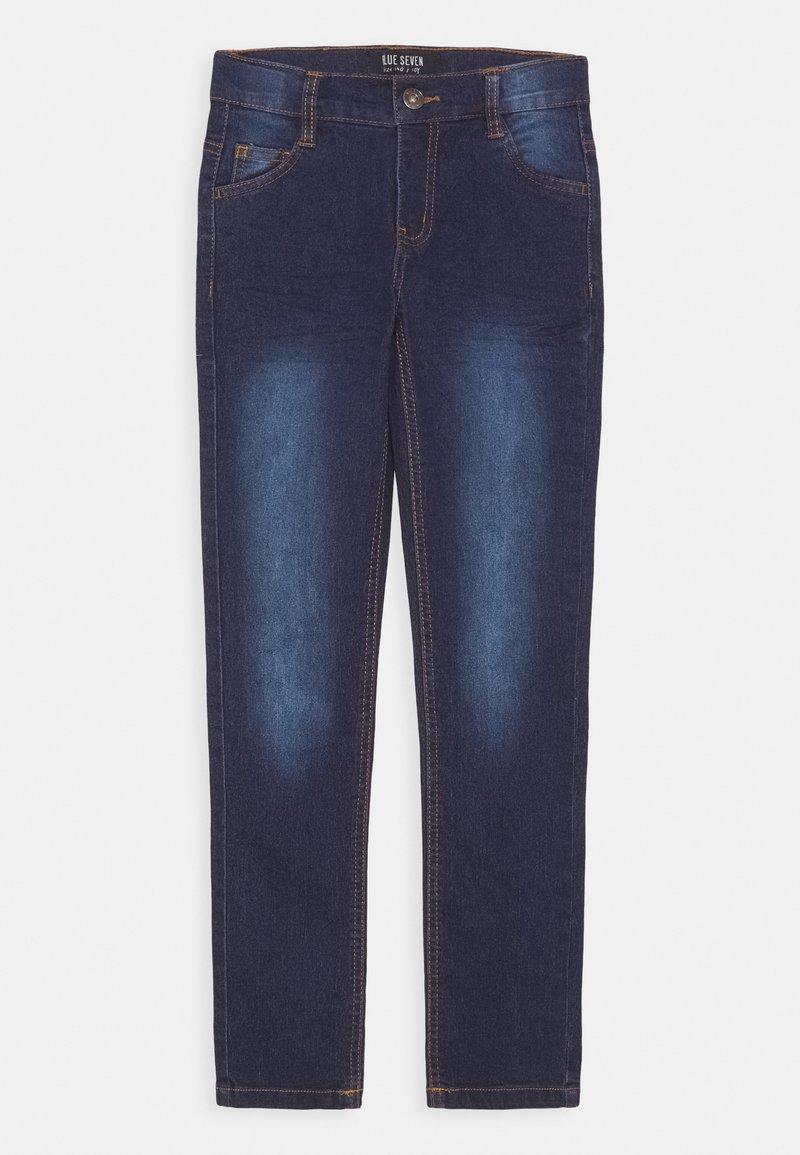 Blue Seven - TEENS BASIC SLIM - Džíny Slim Fit - blau
