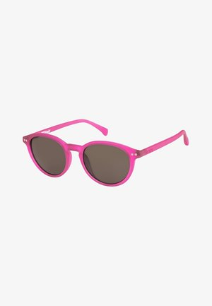 STEFANY  - Sunglasses - matte crystal pink/grey