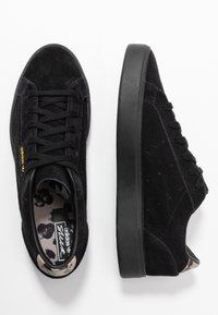 adidas Originals - SLEEK - Sneakers - core black - 3