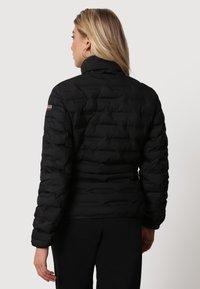 Napapijri - ALVAR - Light jacket - black - 1