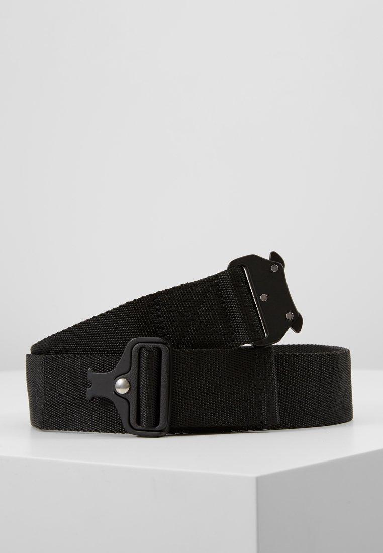 Urban Classics - WING BUCKLE BELT - Belt - black