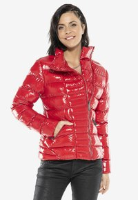 Cipo & Baxx - Winter jacket - red - 4