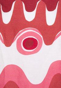 Cult Gaia - TAMEKA DRESS - Maxi dress - dark red - 5