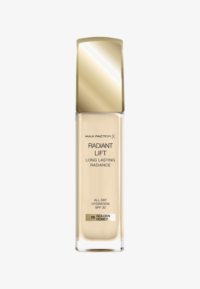 RADIANT LIFT FOUNDATION - Foundation - 75 golden honey