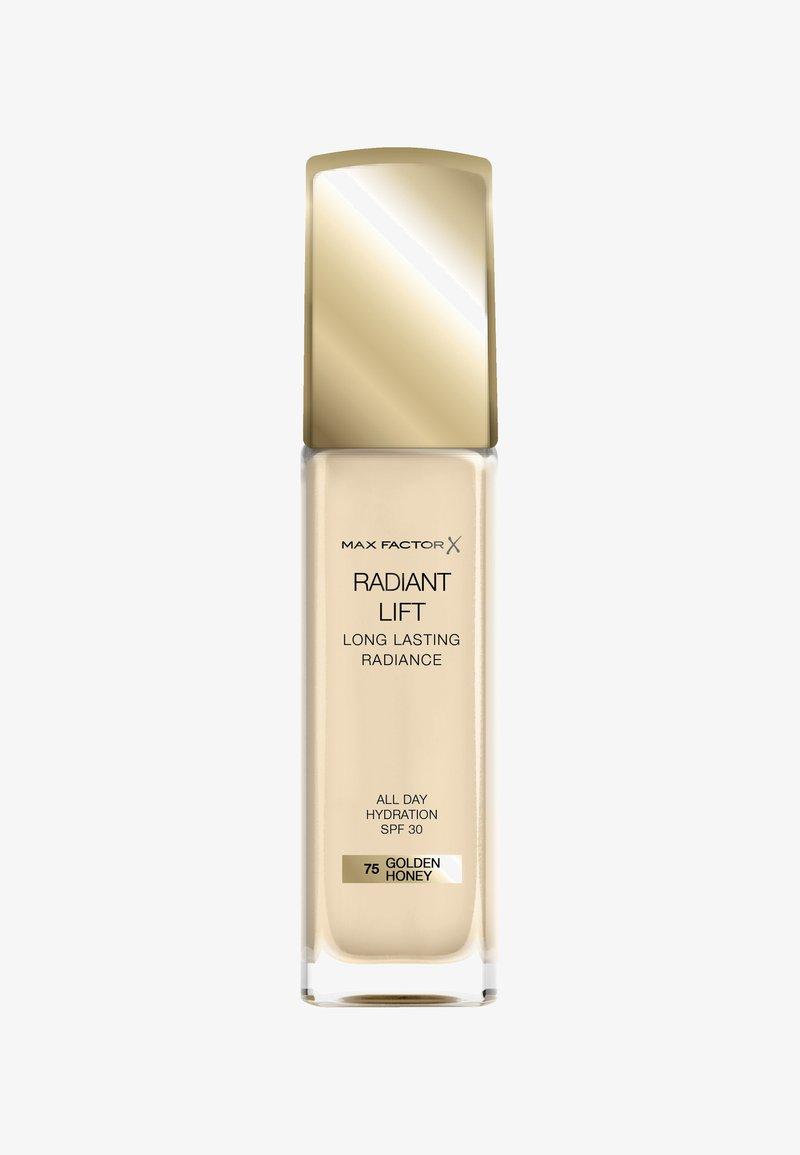 Max Factor - RADIANT LIFT FOUNDATION - Foundation - 75 golden honey