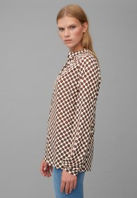 Marc O'Polo - Button-down blouse - multi/off white