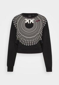 Pinko - ADA  COTONE ORGANICO - Sweater - black - 3