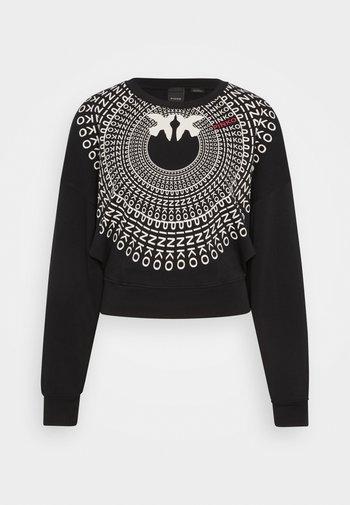 ADA  COTONE ORGANICO - Sweatshirt - black