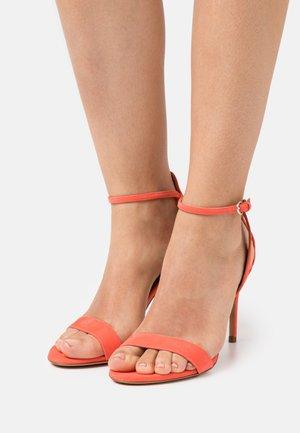 Sandales - poppy