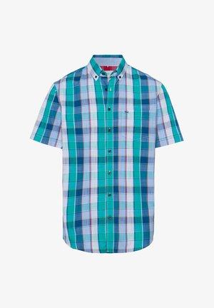 STYLE DRAKE - Shirt - türkis