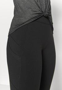 Arc'teryx - DELANEY WOMEN'S - Leggings - black - 4