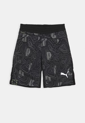 ACTIVE SPORTS - Sports shorts - black
