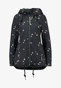 Ragwear - ZUZKA - Light jacket - dark grey - 4