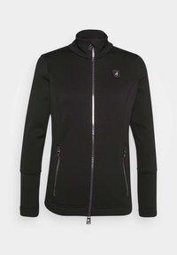 Toni Sailer - Fleece jacket - black - 3