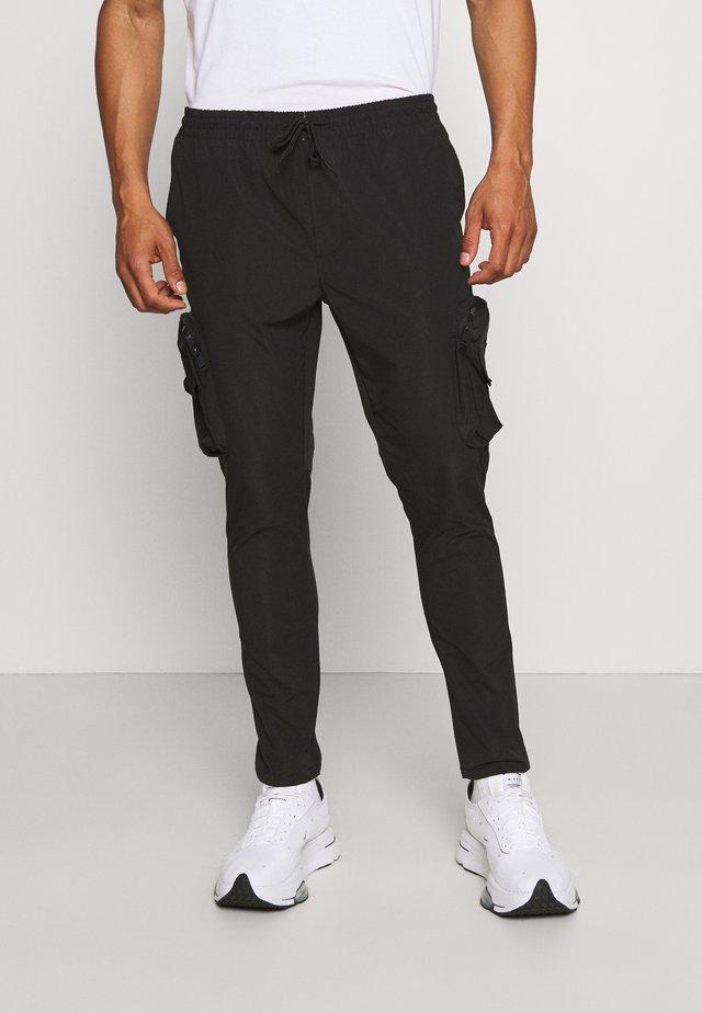 JACK - Jeans baggy - black