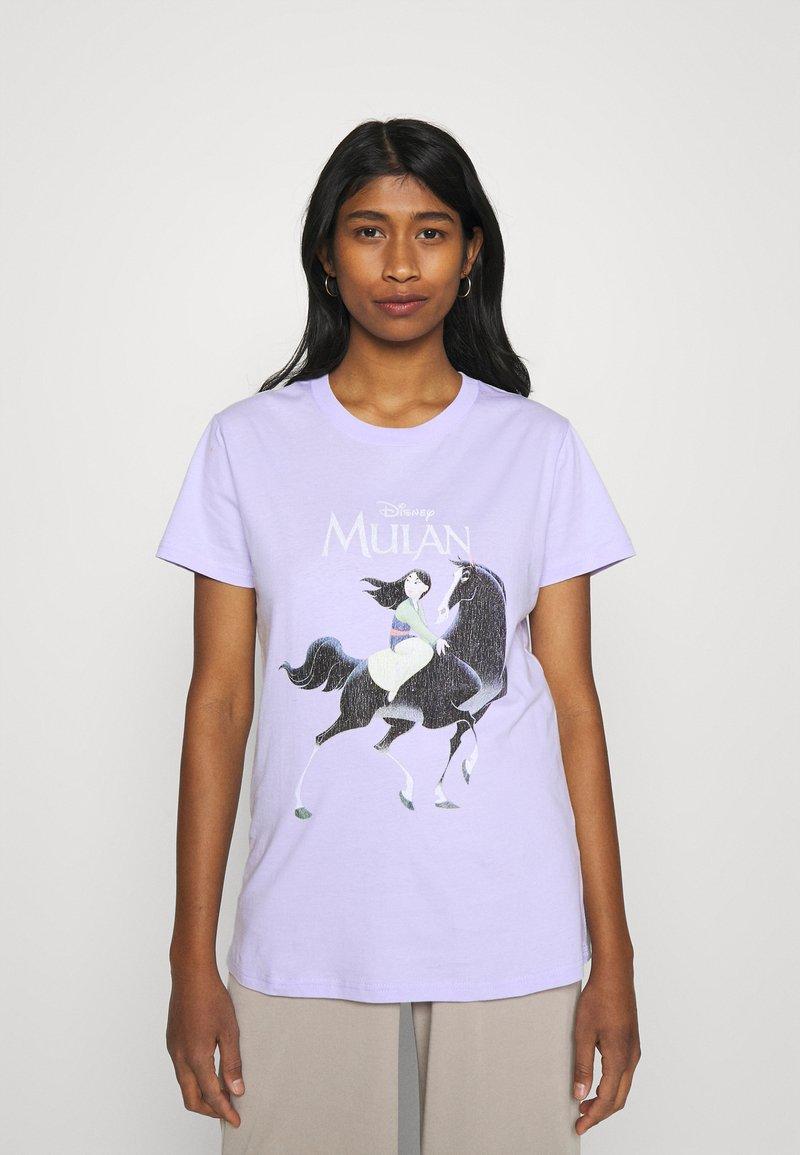 Cotton On - CLASSIC DISNEY - T-shirt imprimé - sheer lilac