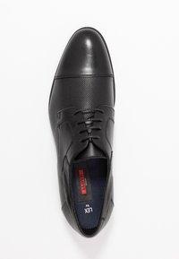 Lloyd - LEX - Elegantní šněrovací boty - schwarz - 1