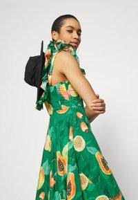 Farm Rio - PAPAYA SALAD MIDI DRESS - Day dress - multi coloured - 4