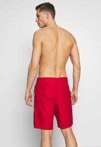 Hollister Co. - RIGID CLASSIC - Plavky - red - 1