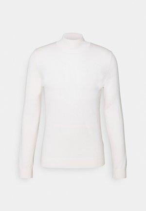 WATSON - Stickad tröja - ecru