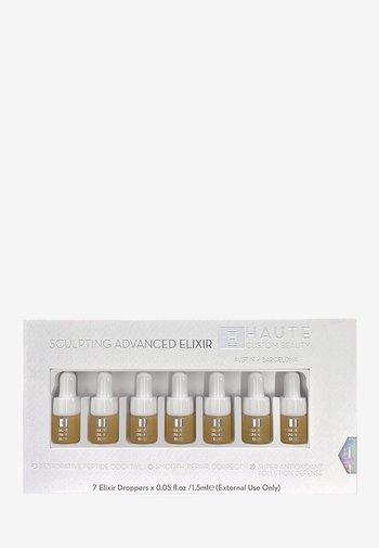 SCULPTING ADVANCED ELIXIR - Skincare set - neutral