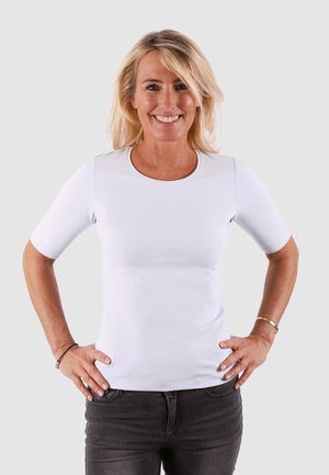 VENUS - Basic T-shirt - white