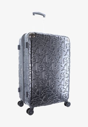 Wheeled suitcase - anthrazit