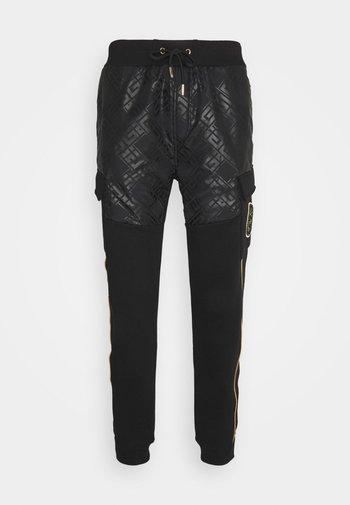 JAREN - Pantaloni sportivi - black