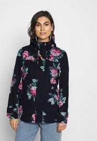 Tom Joule - COAST - Classic coat - floralnavy - 0