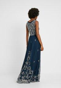 Lace & Beads Tall - SHANTI MAXI - Společenské šaty - navy - 2
