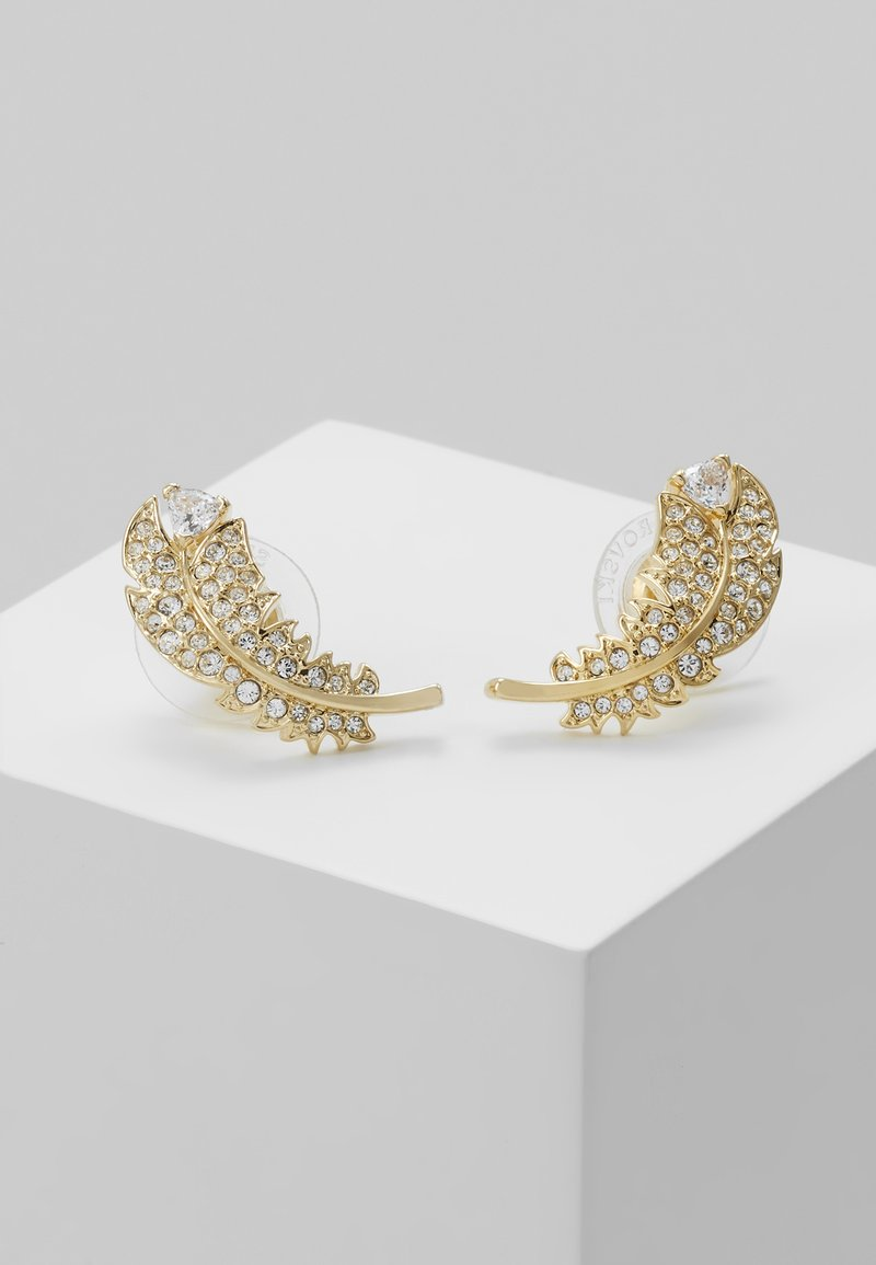 Swarovski - NICE STUD - Earrings - gold-coloured