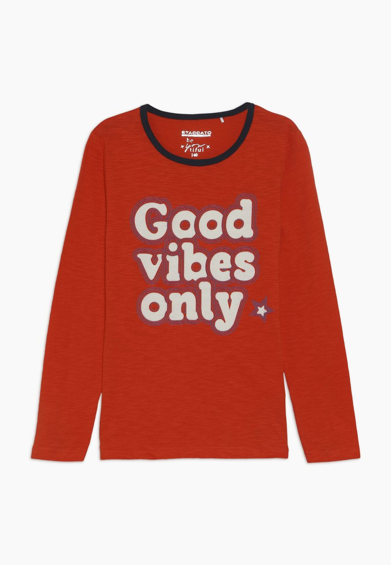 Staccato - TEENAGER - Long sleeved top - bright orange