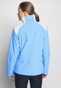 Cross Sportswear - CLOUD JACKET - Kurtka Outdoor - forever blue - 2