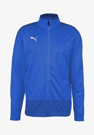 TEAMGOAL  - Training jacket - electric blue lemonade/team power blue